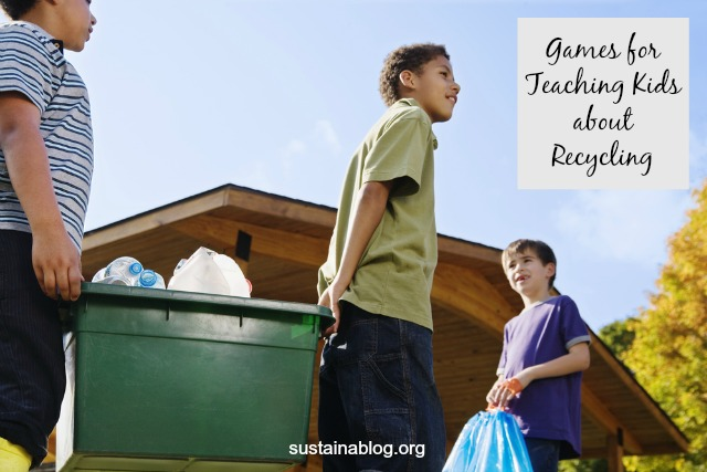 33 Recycling Games For Teaching Your Kids (And Yourself) About Responsible Waste Disposal
