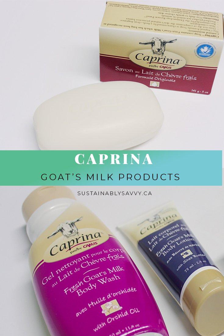 CAPRINA GOATS MILK REVIEW