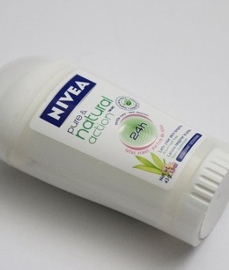 Nivea Pure and Simple Deodorant