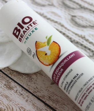 Bio Beaute by Nuxe Gentle Cleansing Milk
