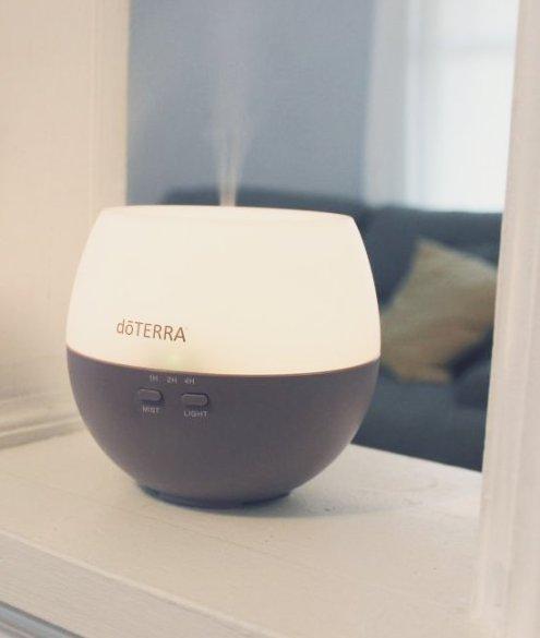 doterra diffuser aromatherapy