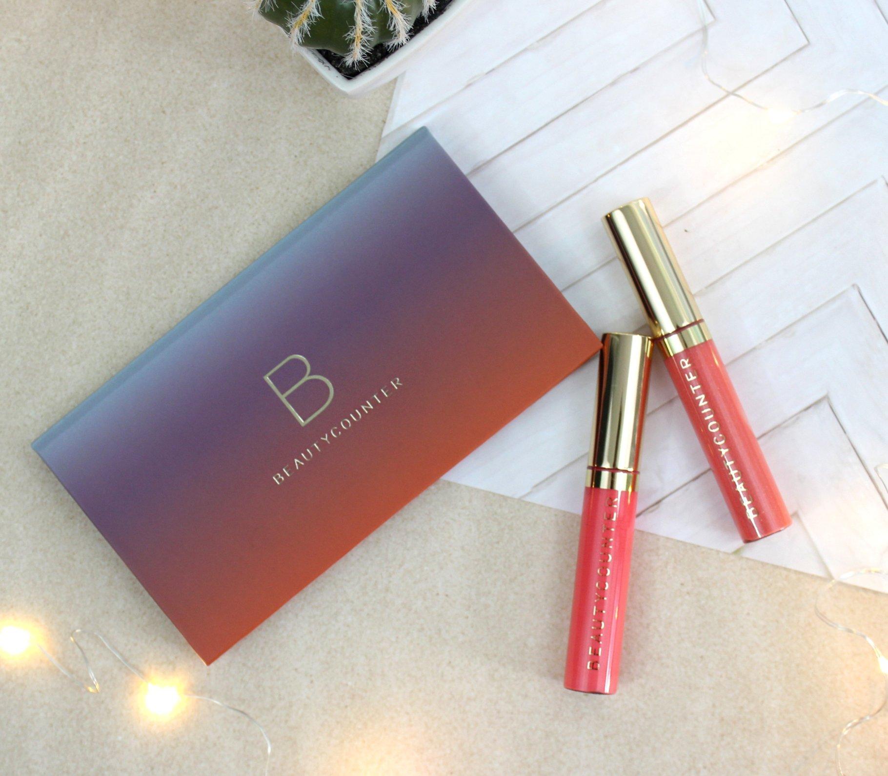 Beautycounter Desert Sunrise Collection   Review