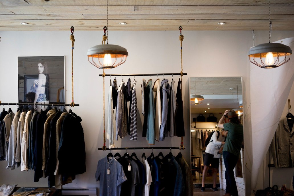 Fast Fashion - Clothing Store