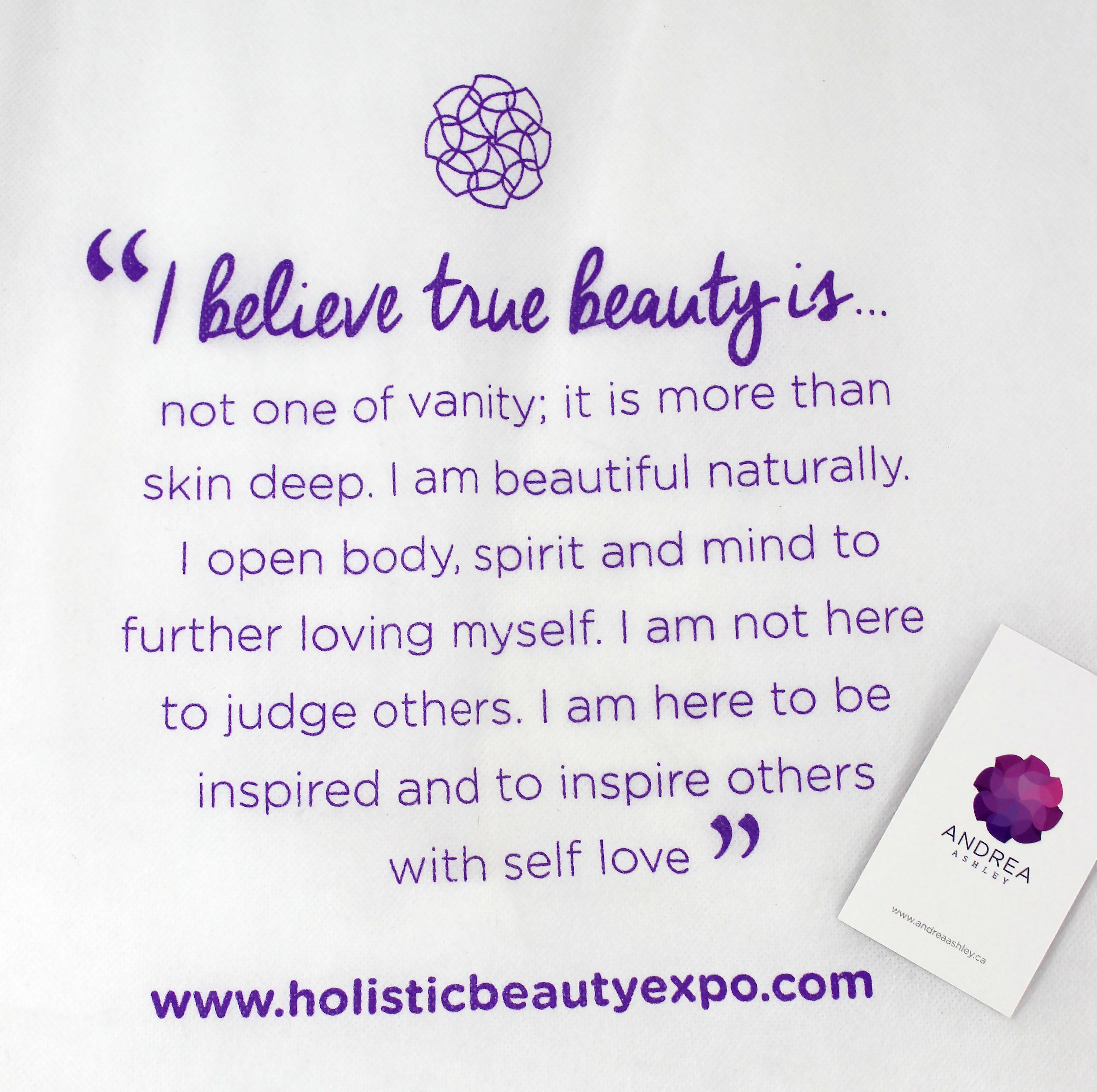 holistic beauty expo