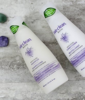 live clean biotin shampoo and conditioner review