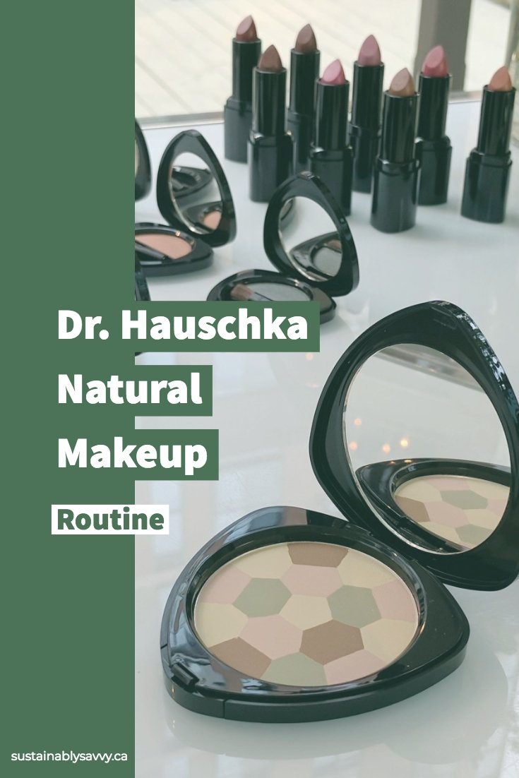 Dr. Hauschka Makeup Routine