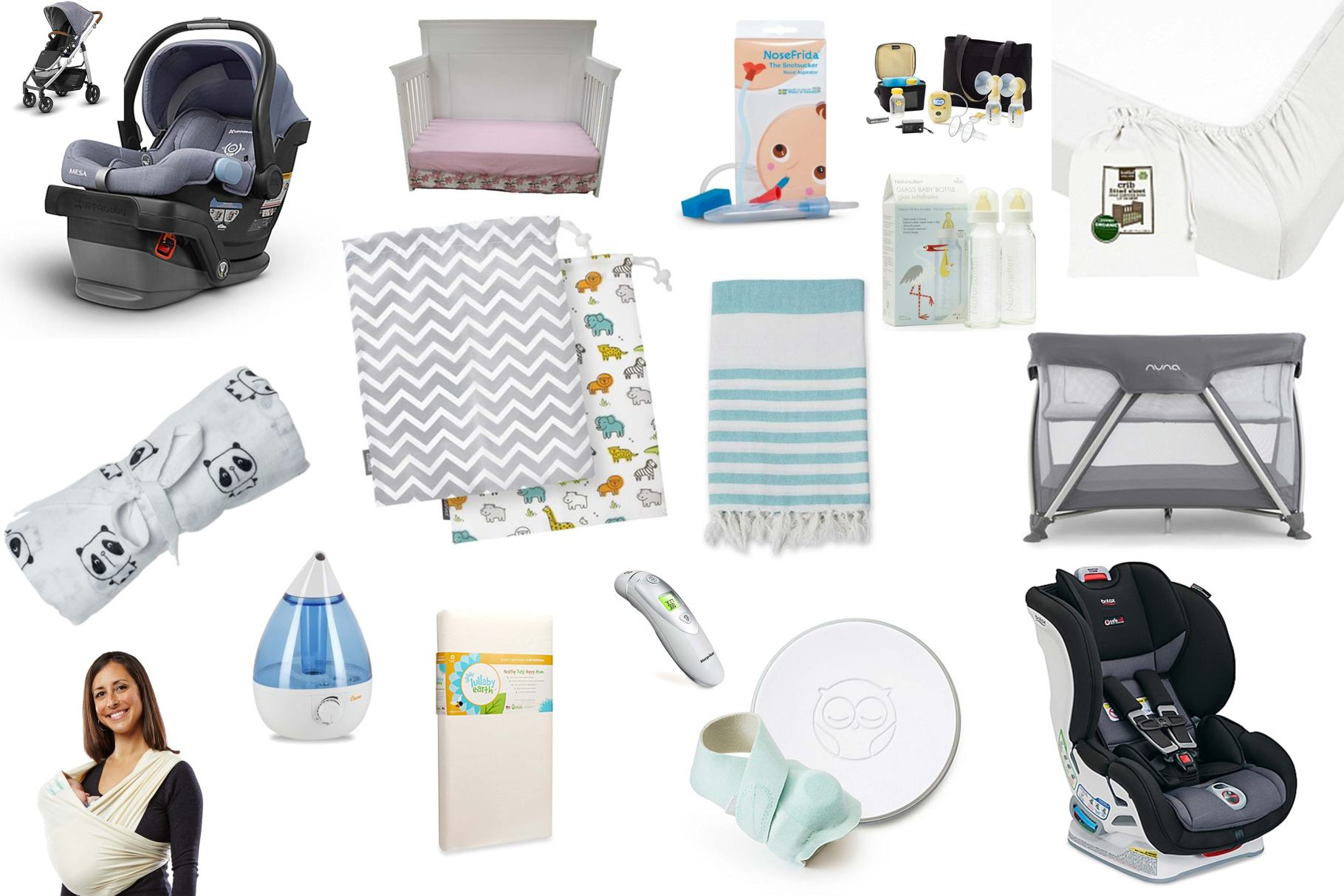 Eco-Friendly Baby Registry Must-Haves!
