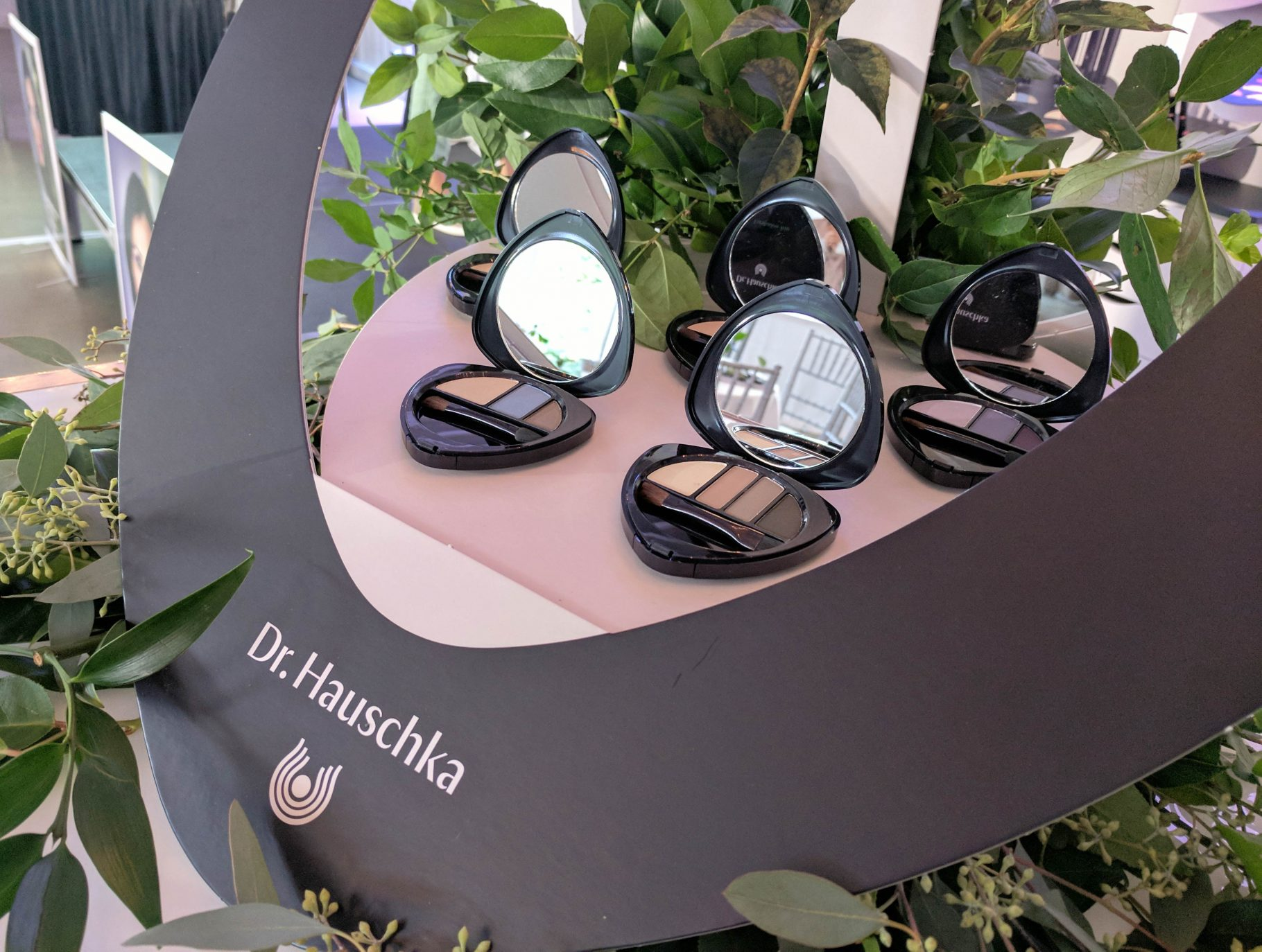 Dr. Hauschka Eye Shadow Trios