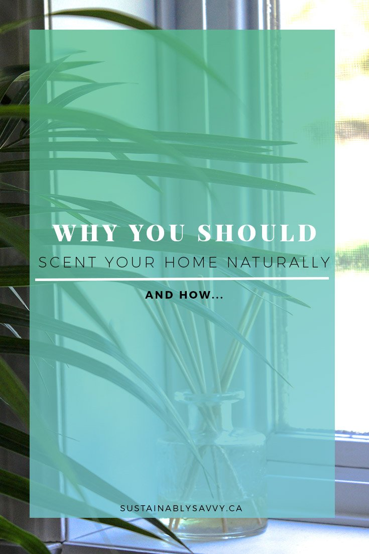 WHY YOU SHOULD SCENT YOUR HOME NATURALLY