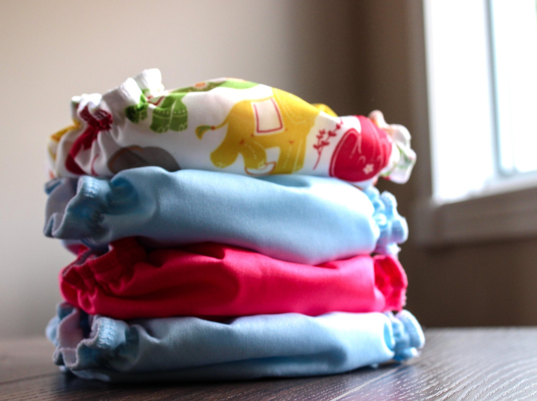 Top Five Reasons I plan to use Cloth Diapers