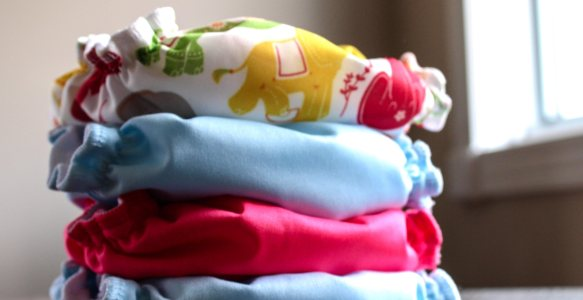5 Lessons I've Learned From Cloth Diapering
