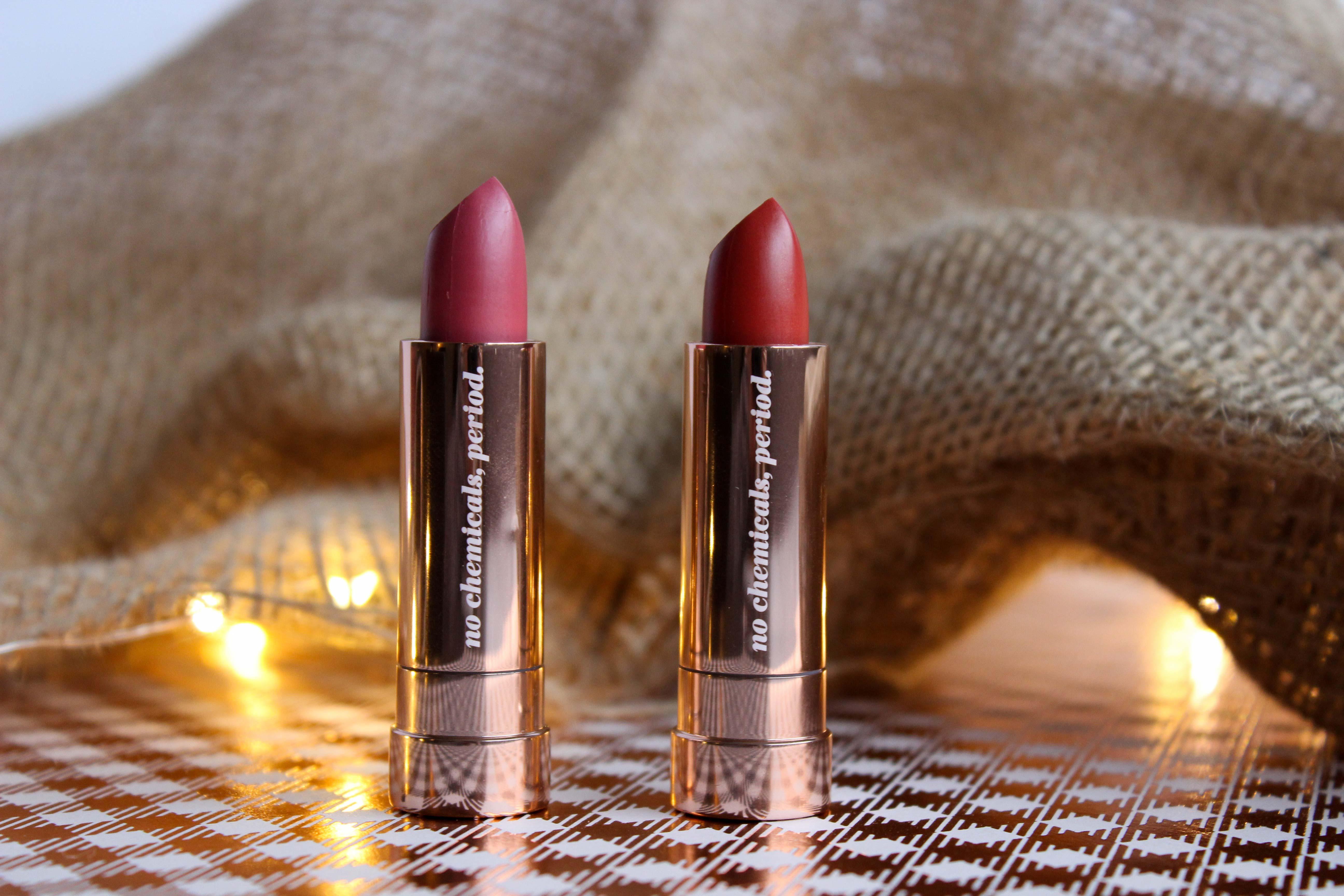Boosh Natural Lipstick Review Title
