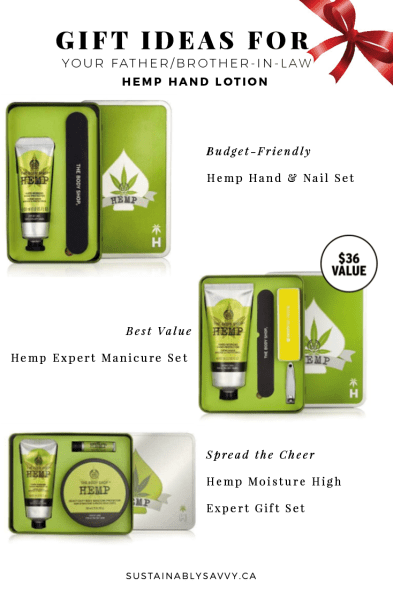 Gift Ideas for Father and Brother In Law The Body Shop