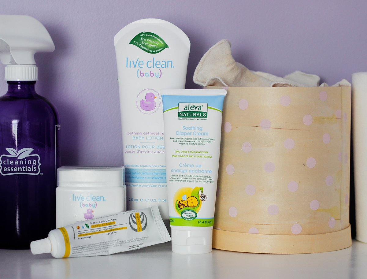 eco friendly change table products