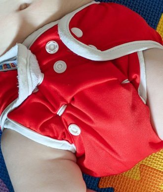 Bummis All in One Cloth Diaper Title