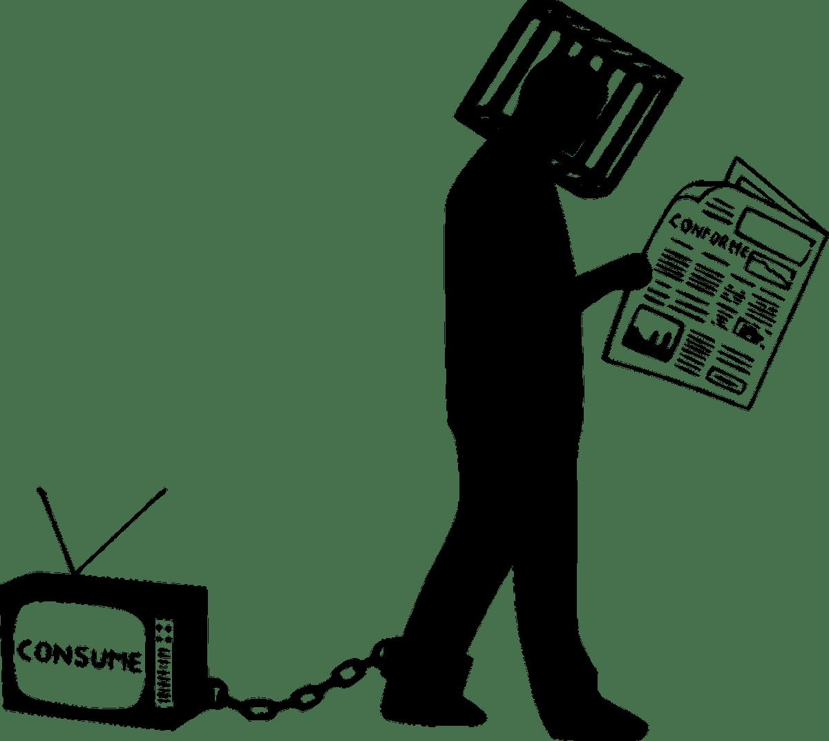 Crutch of Consumerism Zero Waste 2