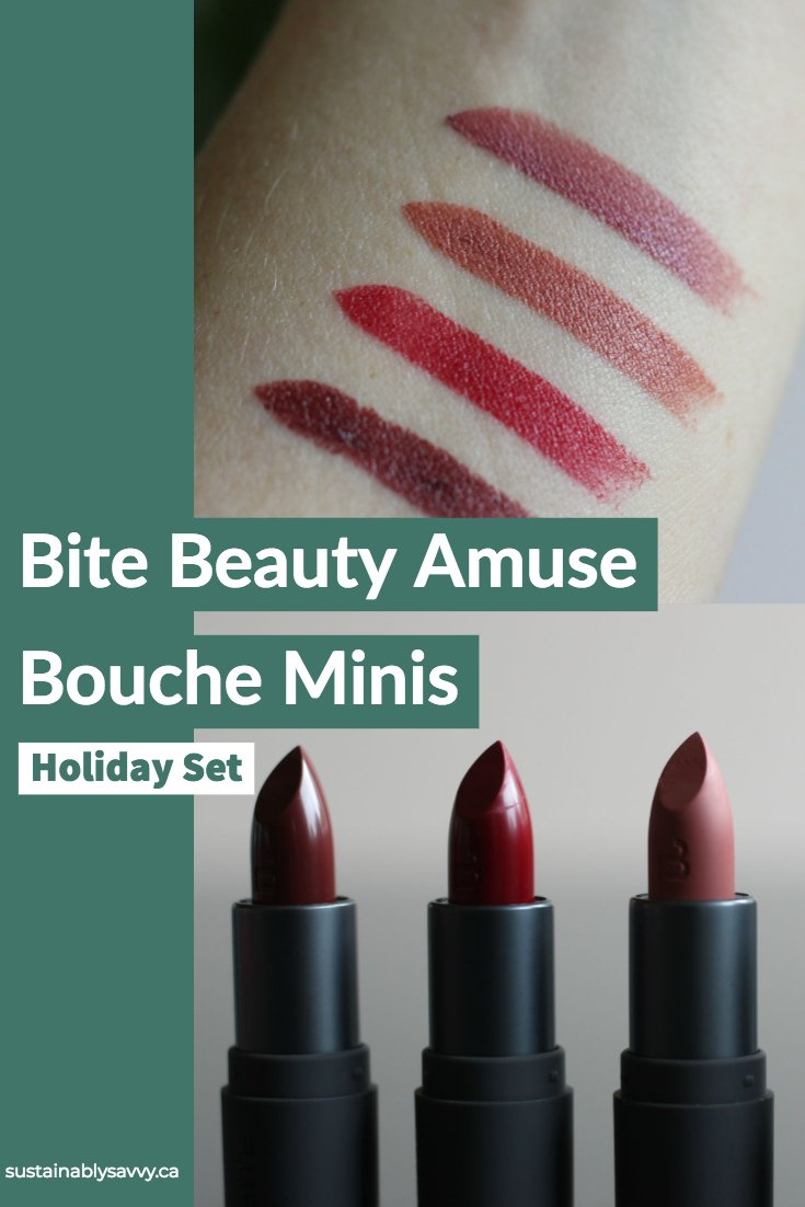 Bite Beauty Holiday Sets 2018