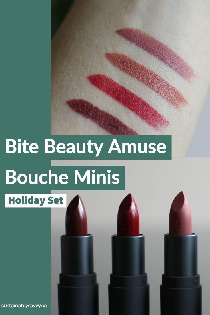 Bite Beauty Holiday Sets 2018