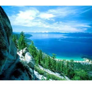 Beautiful Lake Tahoe remote.ucdavis.edu