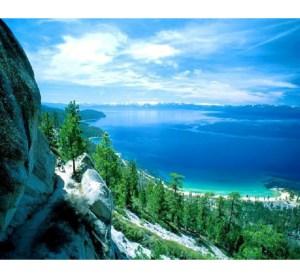 Beautiful Lake Tahoe remote.ucdavis.edu