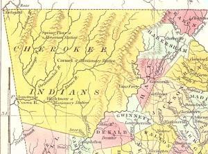 Cherokee Territory wikipedia.org