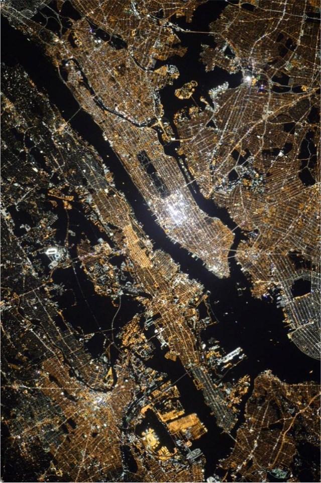 NYC Satellite