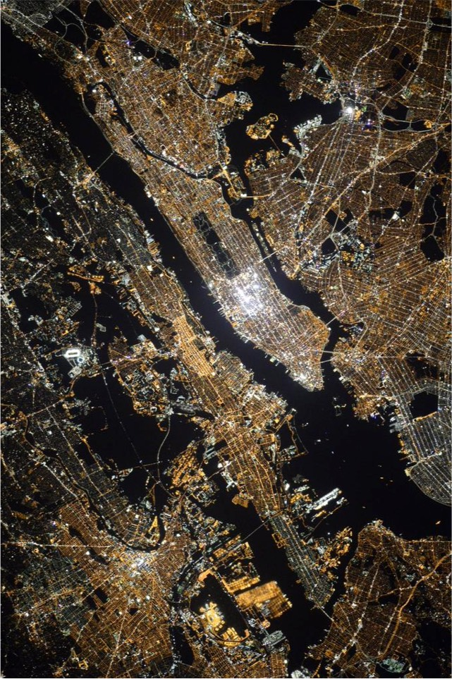 NYC Satellite
