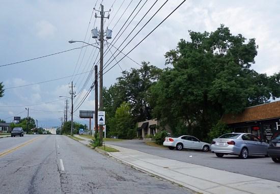 CBR Streetscape