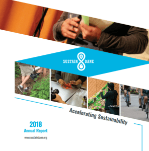 Sustain Dane Annual Report 2018