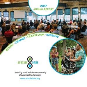 Sustain Dane Annual Report 2017
