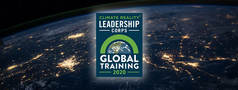 Climate Reality Leadership Corps Reflection