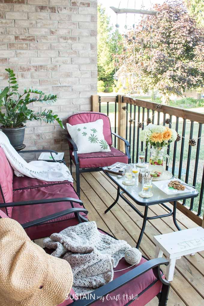 patio decorating ideas 12 simple diy