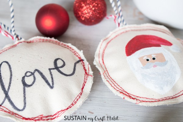 christmas ornaments sewing # 34