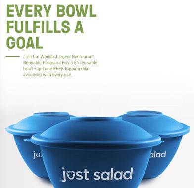 just salad bowl