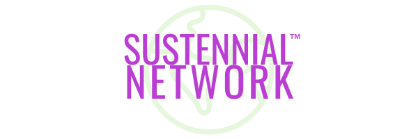 sustennial network logo sustainable lifestyle