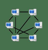 P2P decentralized network