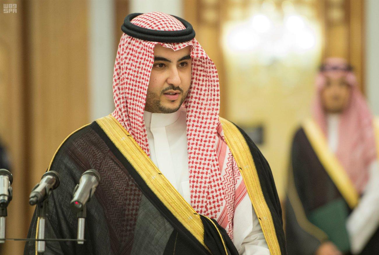Image result for Prince Khalid bin Salman, photos