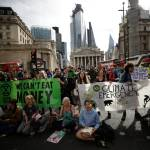 extinction rebellion protest,2019