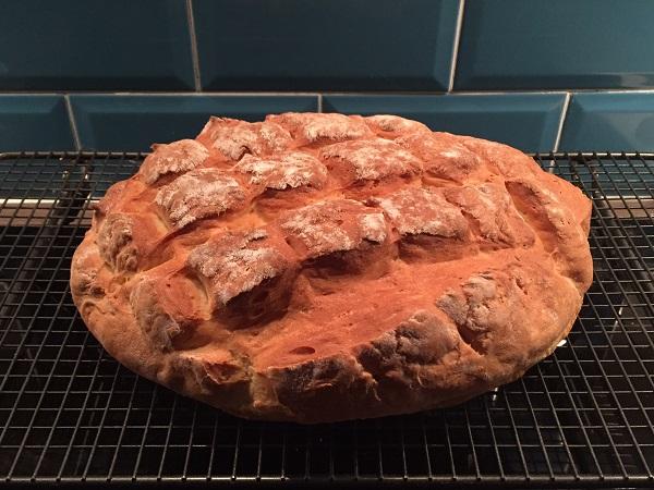 Super Quick Bread