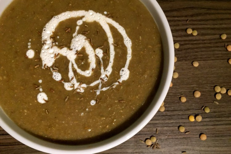 Health Boosting Spiced Green Lentil Soup | Vegan | High Protein | Susty Meals | Sarah Irving