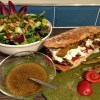 Jamie's 15 Minute Meals Grilled Mushroom Sub | Veg it Up | Susty Meals | Sarah Irving