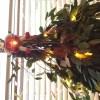 Alternative Christmas Tree | Christmas Easel | Christmas Decorations | Eco Cheap Christmas | Susty Meals | Sarah Irving