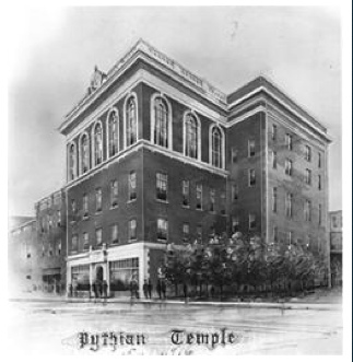 Knights Of Pythias Building