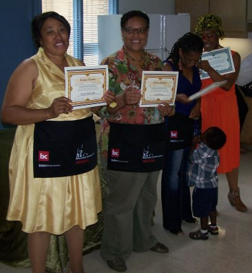 Tenth Street Historic District Vendor Certification Graduation May 2014