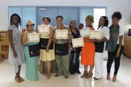 Local Entrepreneurs complete Vendor Certification training