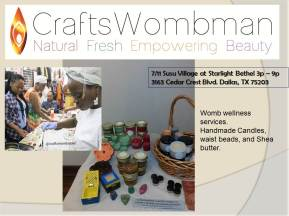 Crafts Wombman