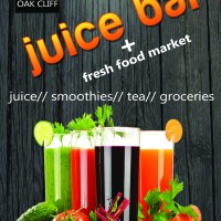 Work at the Juice Bar