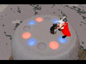 Iwatobi Penguin Rocky Hopper game4