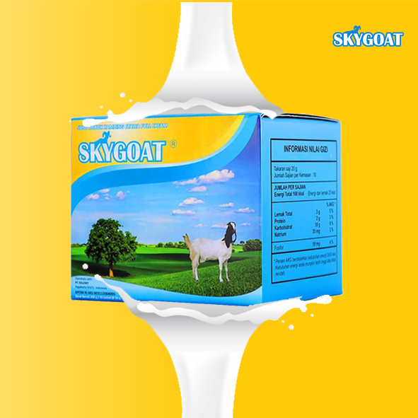 susu skygoat full cream