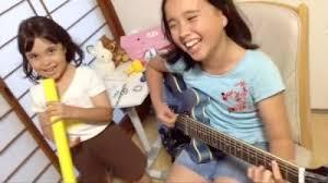 オードリー&ケイト姉妹が可愛い!天才的なギターとシャウトボイス
